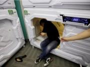 """Tài chính - Bất động sản - Có gì trong """"khách sạn tổ kén"""" cho dân văn phòng ngủ trưa ở Trung Quốc?"""