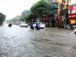 Bão số 4 di chuyển nhanh, Thanh Hóa - Thừa Thiên Huế sắp mưa to