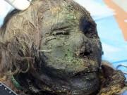 Thế giới - Xác ướp công chúa gần 1.000 năm còn nguyên khuôn mặt ở Bắc Cực
