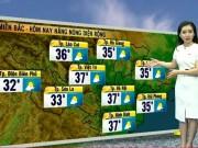 Dự báo thời tiết VTV 9/8: Cả nước nắng nóng