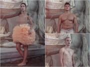 Người mẫu nude trong show diễn ca ngợi vẻ đẹp con người
