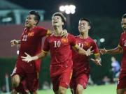 Bảng xếp hạng bóng đá U22 Việt Nam - SEA Games 29