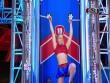 Choáng với sức mạnh và độ dẻo dai của nữ ninja nước Mỹ
