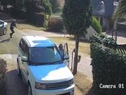 Thế giới - Nam Phi: Cặp đôi chạy thoát cướp ô tô như phim hành động