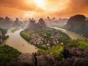 """Du lịch - Khám phá những thị trấn cổ """"đẹp muốn xỉu"""" ở Trung Quốc"""