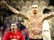 """Làm đẹp - Đã tập phải như """"gã điên sân cỏ"""" Zlatan Ibrahimovic"""