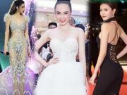 """Angela Phương Trinh vượt xa  """" mỹ nữ đi xe 70 tỷ """"  trên top mặc đẹp"""
