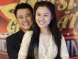 Vân Quang Long lần đầu khoe vợ xinh đẹp kém 10 tuổi