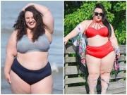 """Thời trang - Nàng béo ngoại cỡ chuyên mặc bikini """"chất chơi"""" nhất quả đất"""