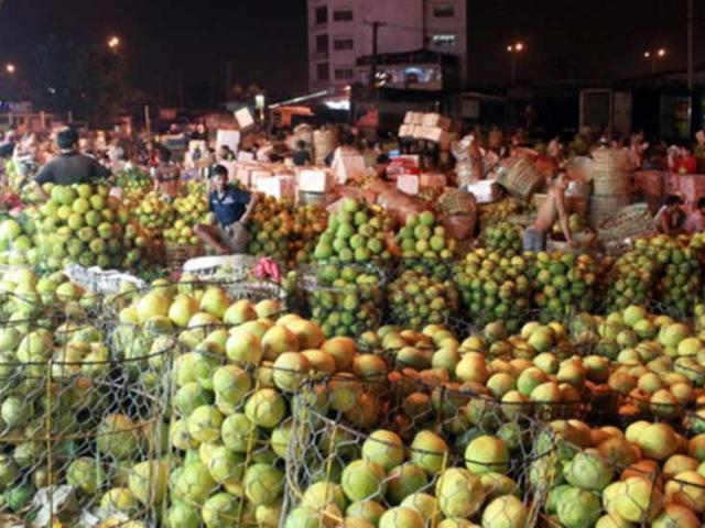 Những 'chợ âm hồn' ở Sài Gòn