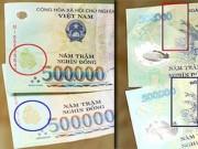 An ninh Xã hội - In hàng trăm tờ 500.000 đồng tiền giả đem bán