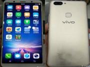 Thời trang Hi-tech - Vivo X20 màn hình tràn viền lộ ảnh thực tế