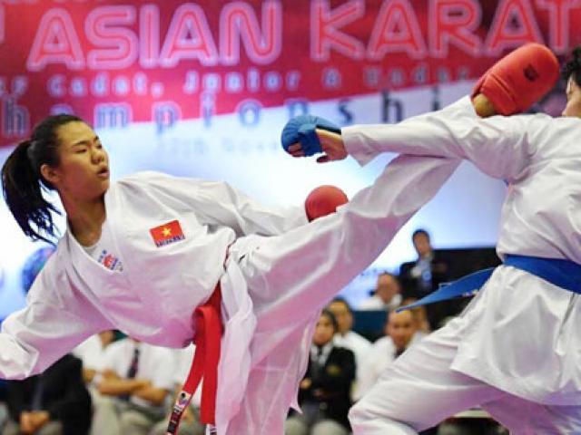 Thể thao - Tin HOT thể thao 11/9: Nữ võ sỹ Việt Nam giành HCV lịch sử giải thế giới