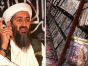 Bin Laden tàng trữ cả kho phim  người lớn  khi bị tiêu diệt
