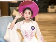 """"""" Cô gái xứ Nghệ """"  Ngọc Ánh gây ấn tượng trong đêm chung kết Dân gian Sao Mai 2017"""