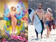 """Miley Cyrus tiếp tục nude, học kiểu  """" ân ái """"  mới hâm nóng phòng the"""