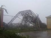 Hà Tĩnh: Bão số 10 gây thiệt hại 6.000 tỉ đồng