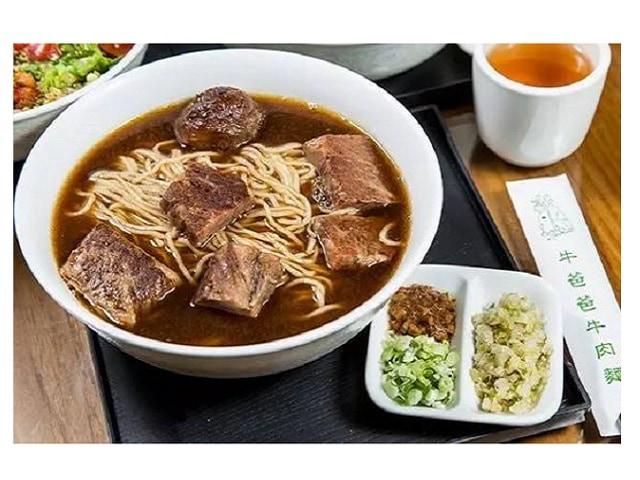 Ẩm thực - Có gì trong tô mì bò Đài Loan đắt nhất thế giới