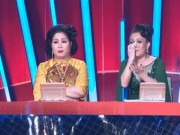 Việt Hương, Trấn Thành bật khóc vì thí sinh mất việc khi đi thi game show