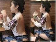 Quần rách tả tơi của cô gái Đắk Lắk: Cá tính hay phô lộ quá đà?