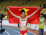 Hot-girl điền kinh Nguyễn Thị Huyền: Sẵn sàng  quẩy , không được tự nuông chiều