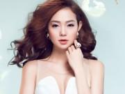 """Thời trang - Minh Hằng """"đốn tim"""" fan khi làm người mẫu thời trang"""