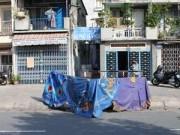 Tin tức trong ngày - Phát hiện xác người ở trong hai bao bố giữa Sài Gòn