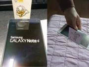 Samsung giải đáp vụ Galaxy Note 4 có khe hở nhỏ