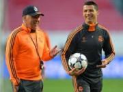 Bóng đá - Ancelotti: Ronaldo là học trò xuất sắc nhất của tôi