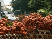 Thị trường - Tiêu dùng - Giảm xuất khẩu trái vải sang Trung Quốc