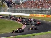 Thể thao - Lịch thi đấu F1: Japanese GP 2014