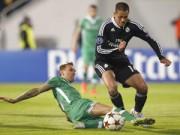 Bóng đá - Ludogorets - Real: Thần tài cứu nguy