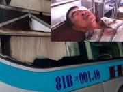 An ninh Xã hội - Kinh hoàng những vụ ném đá lên xe khách