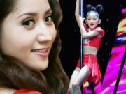 Ca nhạc - MTV - Khánh Thy lên tiếng vụ thí sinh 8 tuổi múa cột sexy