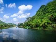 Du lịch - Say đắm cảnh đẹp mùa thu trên dòng suối Yến