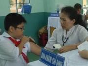 Sức khỏe đời sống - TP.HCM tiêm chủng sởi, rubella cho hơn 1,35 triệu học sinh