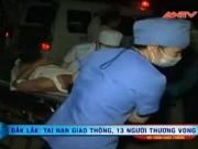 Video An ninh - Tai nạn giao thông nghiêm trọng ở Đắk Lắk, 13 người thương vong