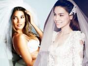 Thời trang - Nàng dâu khéo tự may 2 kiểu voan đẹp mê ly