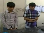 An ninh Xã hội - Bắt vụ vận chuyển 161 bánh heroin ở Sơn La