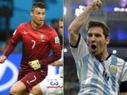"""Bóng đá - Tin HOT tối 2/10: CR7 sắp """"đấu"""" Messi tại Old Trafford"""