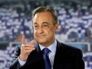 Bóng đá - Real thời Perez: 4000 ngày, hơn 1 tỷ euro, 12 chiếc cúp