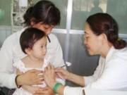 Sức khỏe đời sống - Tiêm chủng sởi - rubella đợt 1: 18 nghìn trường hợp phải hoãn tiêm