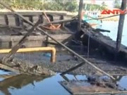 Video An ninh - Tàu cá bất ngờ phát nổ, 3 người chết và mất tích