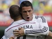 Bóng đá - Ronaldo – Benzema: Song sát đáng sợ nhất Cup C1