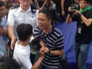 Tin tức trong ngày - Đụng độ bùng phát trong biểu tình ở Hong Kong
