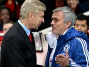 """Bóng đá - Mourinho vẫn coi Wenger là """"chuyên gia thất bại"""""""