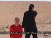 Tin tức trong ngày - IS tiếp tục tung video chặt đầu con tin thứ tư