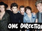Album mới của One Direction được ví như  cầu vồng âm nhạc