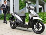 Ô tô - Xe máy - Suzuki công bố xe tay ga phổ thông Adress