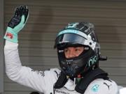 Thể thao - F1, Phân hạng Japanese GP: Rosberg đoạt pole